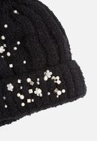 dailyfriday - Keely faux fur-lined beanie
