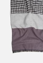 basicthread - Sello check scarf
