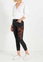Cotton On - Mid rise grazer skinny jeans