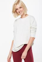 Cotton On - Gomez lightweight sweat