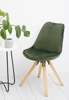 Sixth Floor - Dima upholstered dining chair