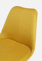Sixth Floor - Dima upholstered barstool