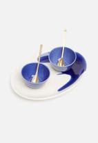 Urchin Art - Sense dip bowl set