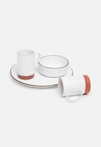 Urchin Art - Earthy mug set