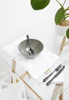 Sixth Floor - Marble placemat set of 2
