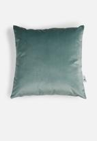 Sixth Floor - Magical cushion cover - light blue