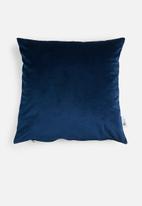 Sixth Floor - Magical cushion cover - blue