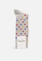 Happy Socks - Dot Sock - Multi