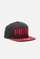 PUMA - Flatbrim cap