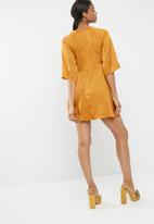 dailyfriday - Knot detail dress