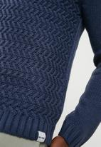 Only & Sons - Kole textured crew knit