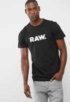 G-Star RAW - Holorn Tee