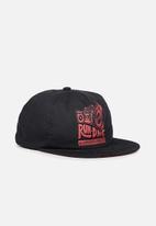 Cotton On - Rock star cap - black