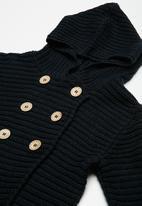 dailyfriday - Hooded cardigan