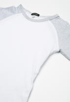 basicthread - 2-Pack long sleeve baseball tee