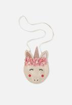 Cotton On - Kids unicorn crossbody bag