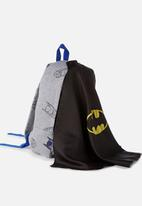 Cotton On - Kids batman backpack - grey