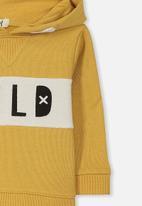 Cotton On - Baby skyler hoodie crew