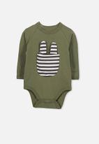 Cotton On - Baby Ben bubbysuit
