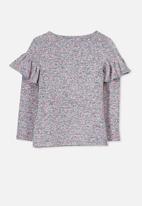 Cotton On - Kids Myra ruffle top