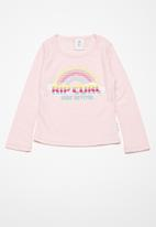 Rip Curl - Rainbow long sleeve tee
