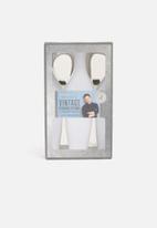Jamie Oliver - Vintage serving spoons