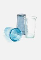 Jamie Oliver - Recycled glasses