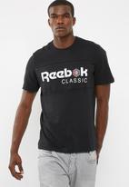 Reebok - F Franchise Iconic Tee - Black