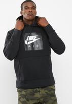 Nike - Drop shoulder hoodie