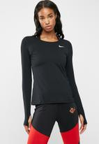 Nike - All over mesh top