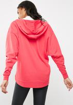 Nike - V-neck hoodie