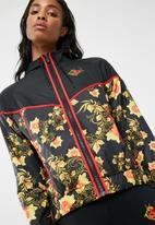 Nike - Floral jacket