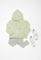 dailyfriday - Hooded cardigan