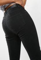 Vero Moda - Cloud high waisted slim jeans