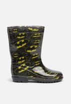 Character Fashion - Kids batman wellington boots