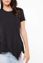 Cotton On - Pru double layer tee