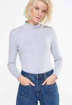 Cotton On - Kylah mock neck long sleeve