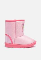 Character Fashion - Kids barbie winter boots
