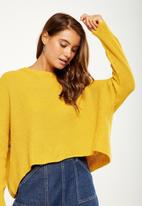 Cotton On - Archy cropped pullover