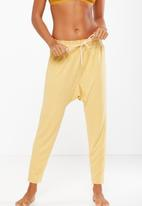 Cotton On - Super soft drop crotch pants
