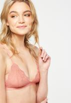 Cotton On - The body lace bralette