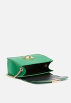 dailyfriday - Kris cross body bag - green
