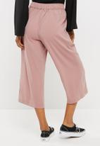 New Look - Topaz self tie wide crop trouser