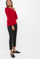 ONLY - Natalia ribbed pullover
