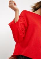 Jacqueline de Yong - Abigail sweat