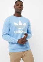adidas Originals - Trefoil crew sweat