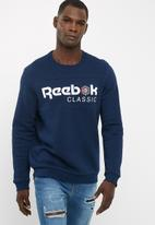 Reebok Classic - Iconic crew sweat