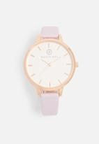 dailyfriday - Alecia watch - lilac