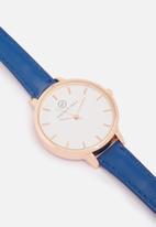dailyfriday - Alecia watch - blue