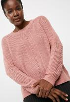 ONLY - New Jemma knit sweater